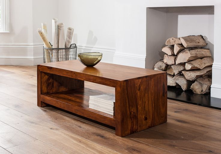 Mango wood coffee table. .scape-west.uk  ProductsLove