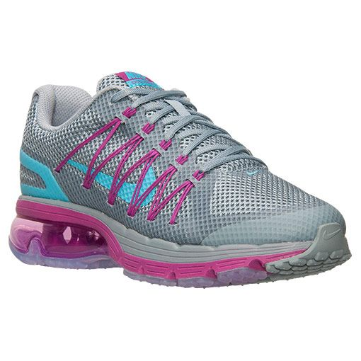 watch 59614 89b26 2014   2015 Women s Shoes Nike Air Max Excellerate 3 Dove Grey Clearwater  Fuchsia Flash 703073 046