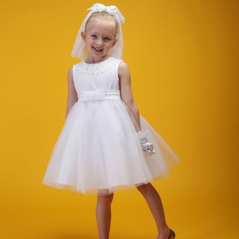 1000  images about Flower Girl Dresses on Pinterest  Jewels ...
