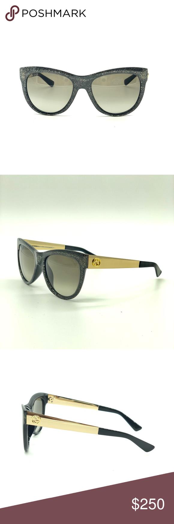 823e2501dbc Authentic Gucci Glitter Sunglasses Brand New