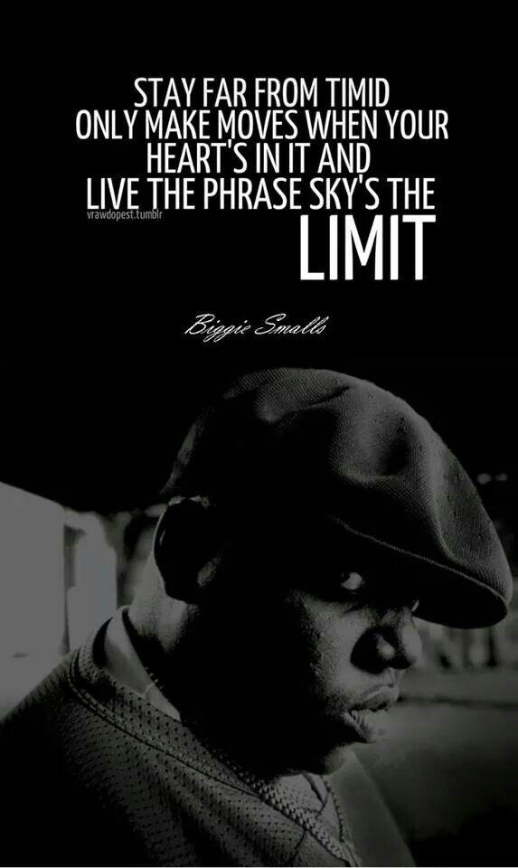 Notorious B I G Notorious Big Quotes Biggie Smalls Quotes Rap Quotes