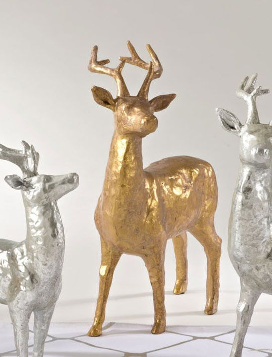 Saro Resin Deer