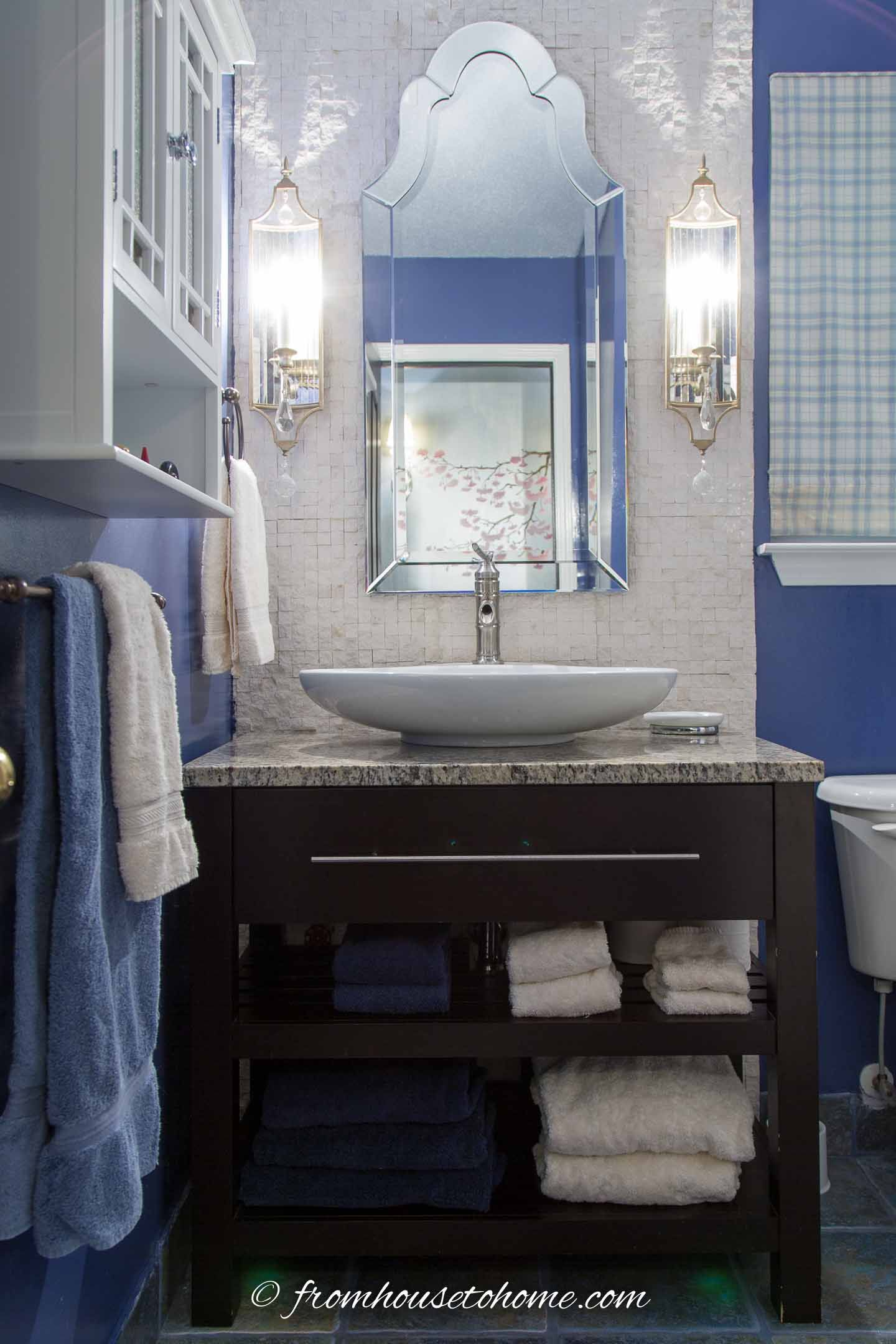 blue and white decorating ideas 10 ways to decorate with on bathroom renovation ideas white id=30181