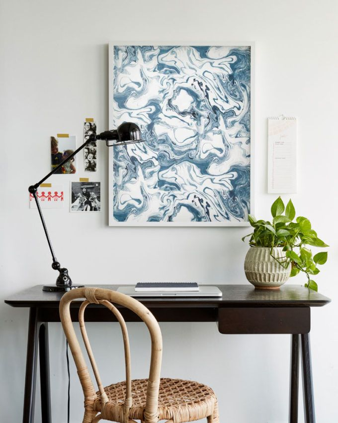How to Frame Wallpaper as Artwork | Pinterest | Papel y Ilustraciones
