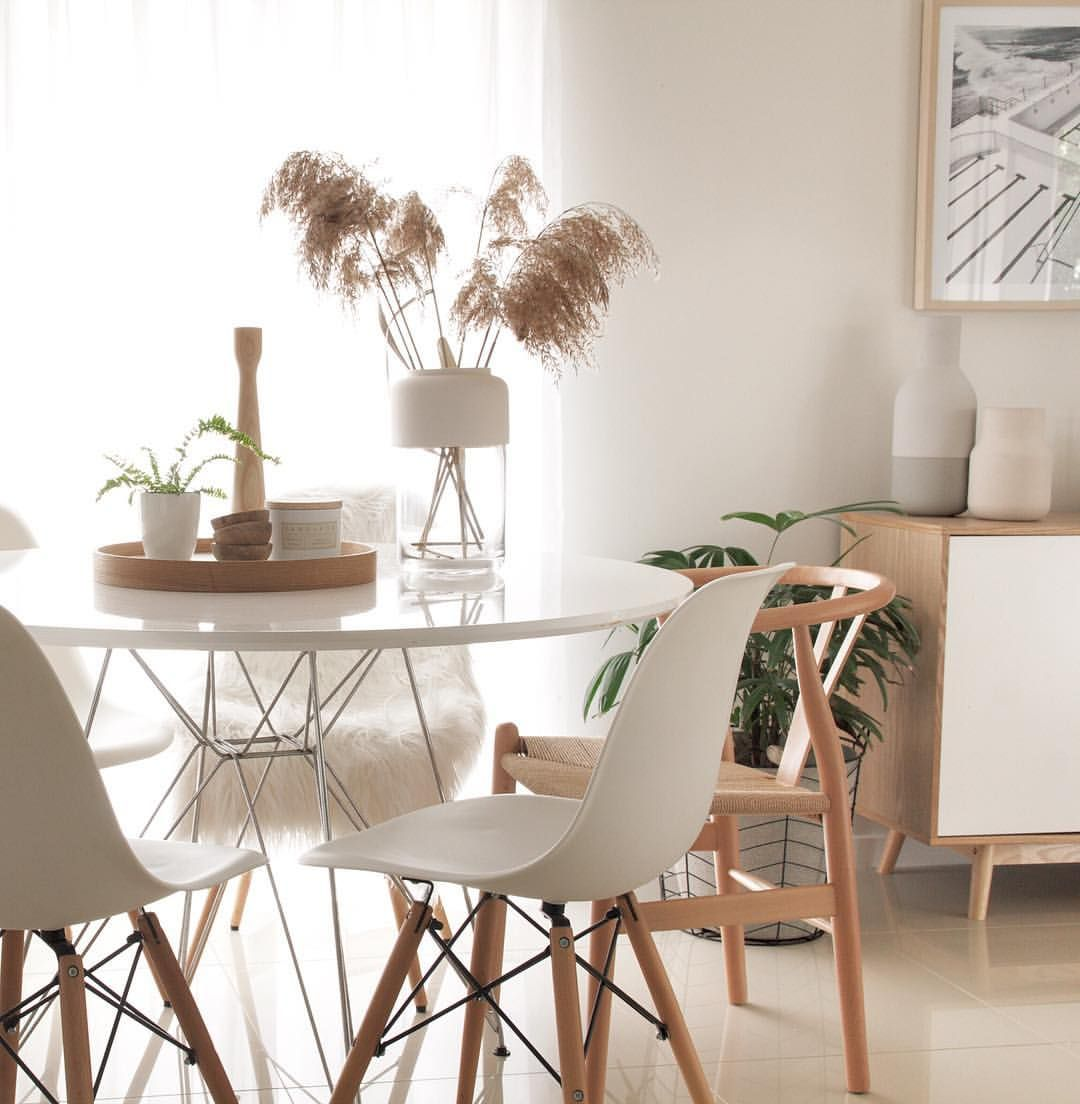 Cosy Dining Nooks Timber Dining Table Dining Room Inspiration