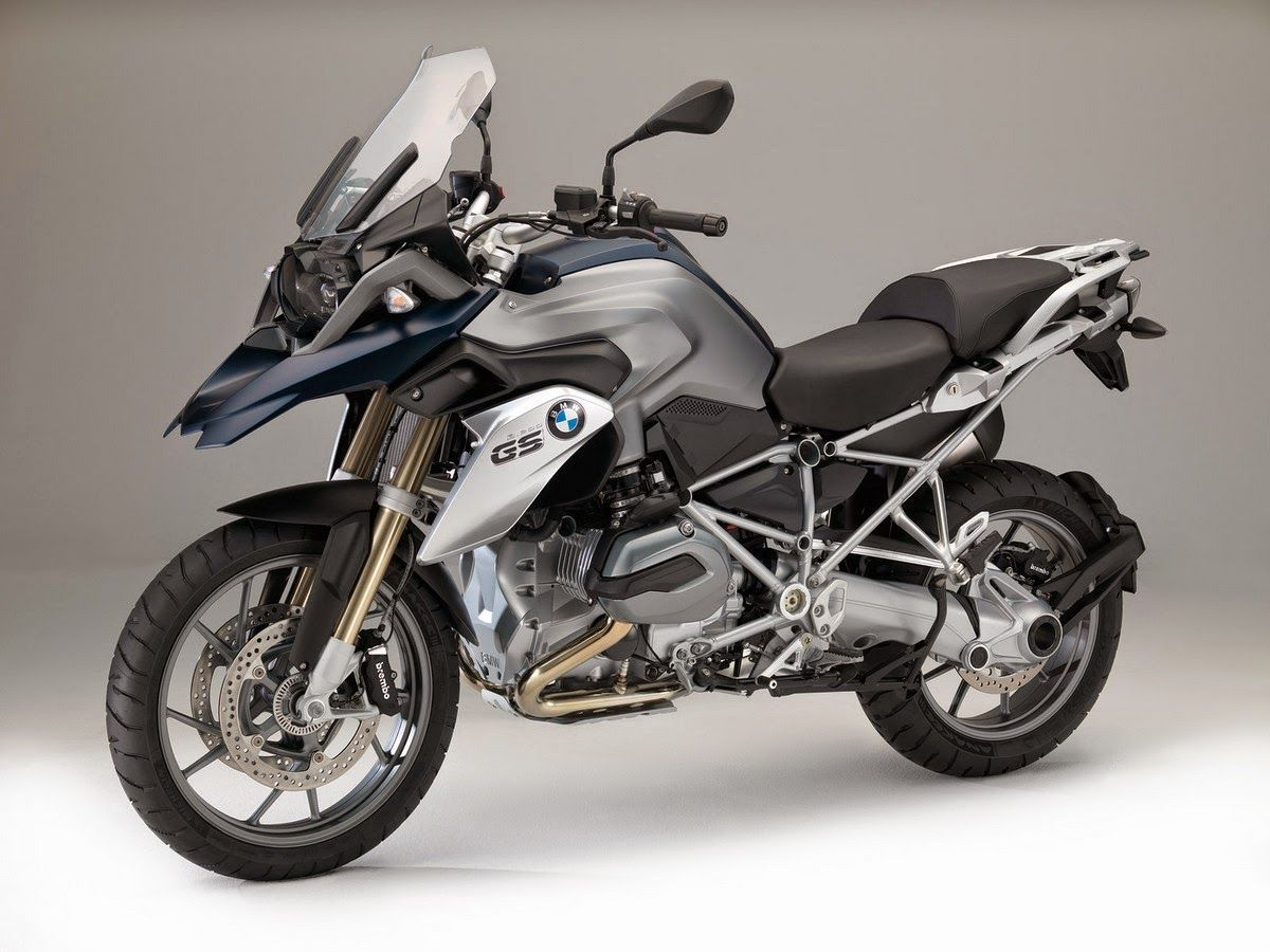 2016 BMW R 1200 GS Adventure - Motorcycle USA