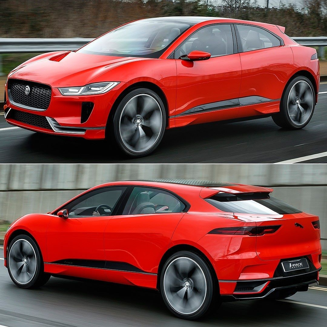 jaguar i pace marca inglesa realiza testes de rua no reino. Black Bedroom Furniture Sets. Home Design Ideas