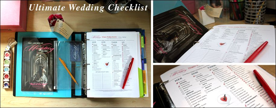 planning worksheets just check off what you ve done don t forget