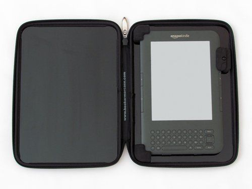 BookArmor Shield Case Custom Fit for the Amazon Kindle Keyboard by BookArmor. $8.00. Introducing the redesigned BookArmor Shield Case Custom Fit for your Electronic Reader or Tablet. The case may look familiar on the outside, but the inside is all new. No longer a generic case that may fit several devices, the Shield line of BookArmor cases provides a precise fit for your specific reader or tablet. It's quick and easy to install or remove your device, and there'...