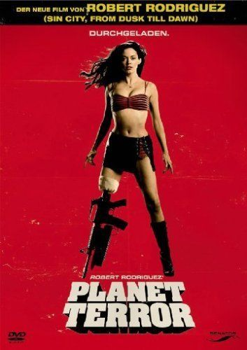Planet Terror Imdb