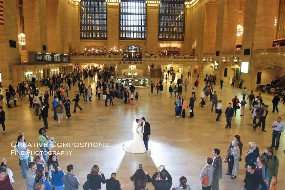 Sweet Dancing In Grand Central Station