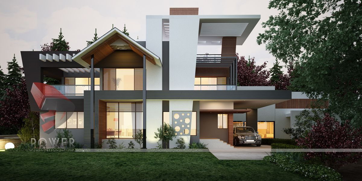 Traditionalbungalow Bungalow Home 3d Power