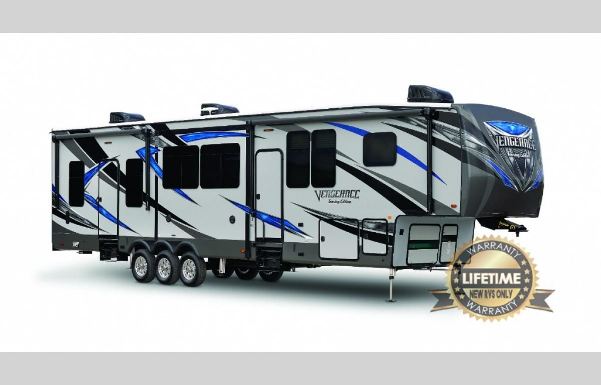 New 2020 Forest River Rv Vengeance Touring Edition 40d12 Toy
