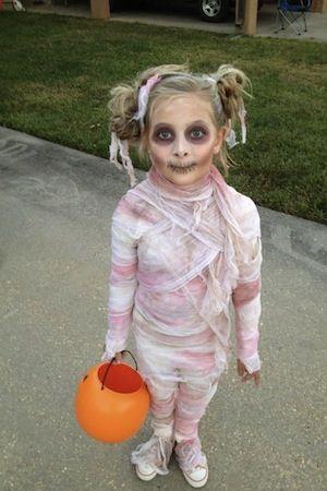 5 facili costumi di Halloween per i vostri bambini ...