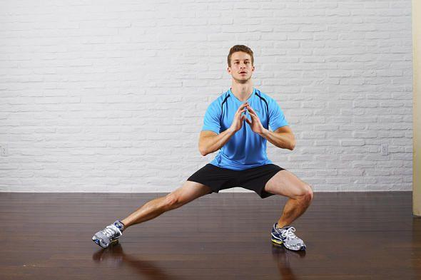 5 Übungen für Beine Fünf Top Übungen für