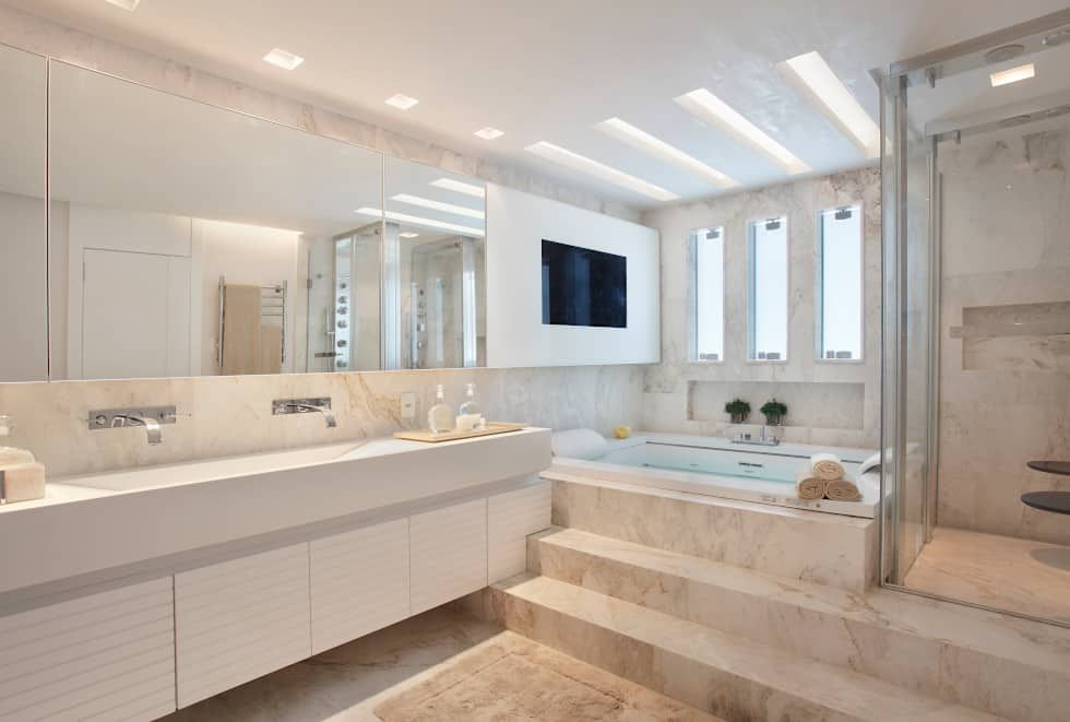 Arquitetura Residencial In 2019 Bathroom And Dressing Room