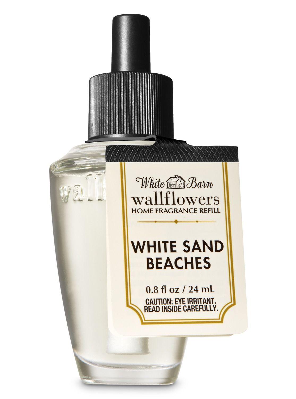 White Barn White Sand Beaches Wallflowers Fragrance Refill