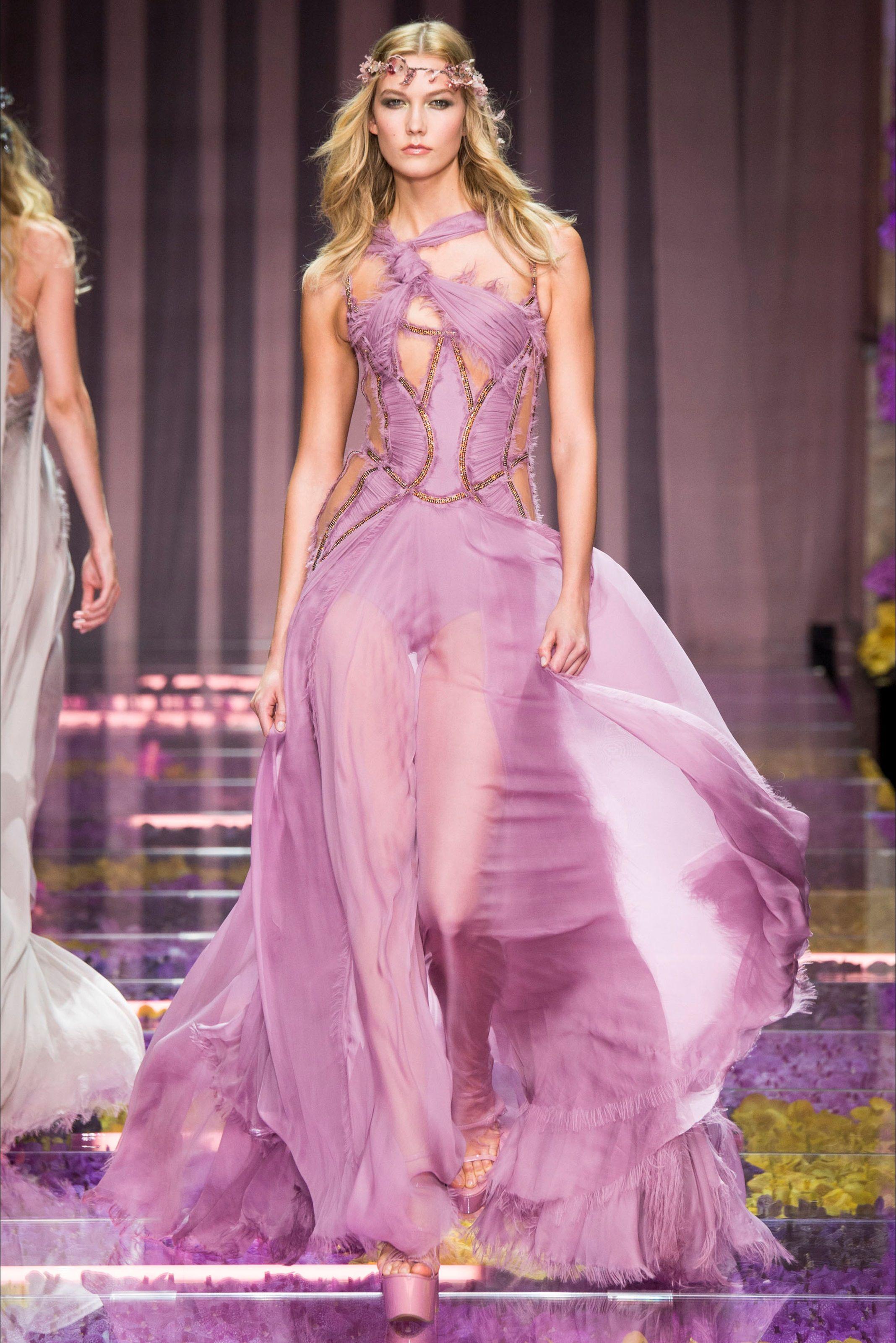 Versace - Haute Couture Fall 2015 - Vogue | dresses | Pinterest ...