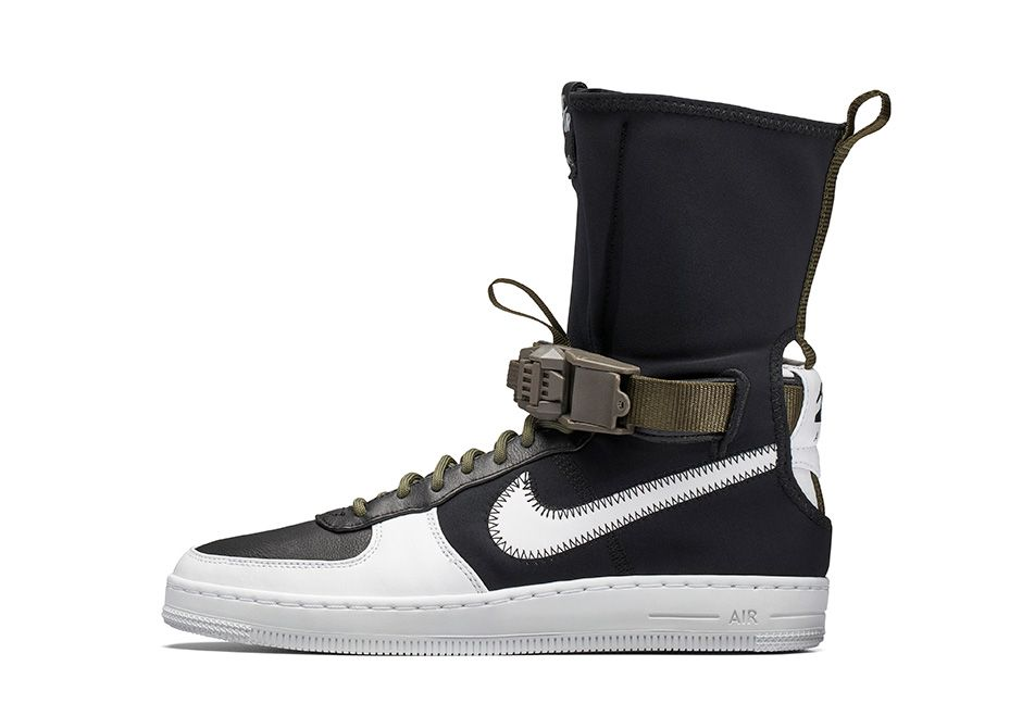 ACRONYM Nike Air Force 1 Downtown Release Info | Nike air