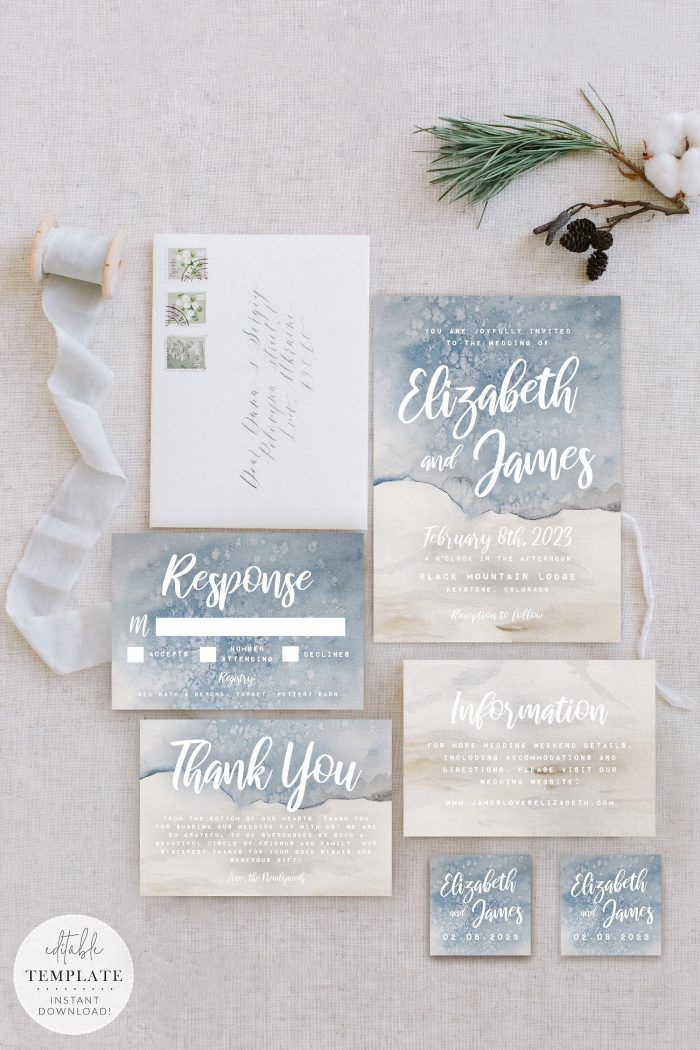 The Best Etsy Destination Wedding Invitations For Popular