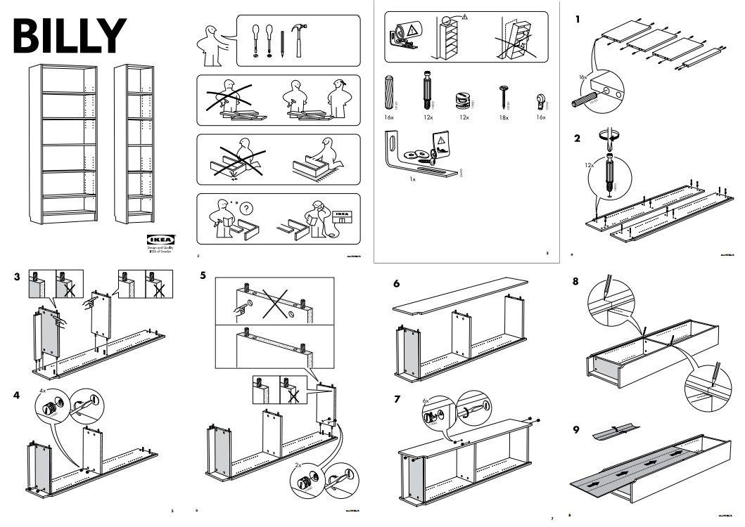 ikea instructions world manual Pinterest – Instruction Manual