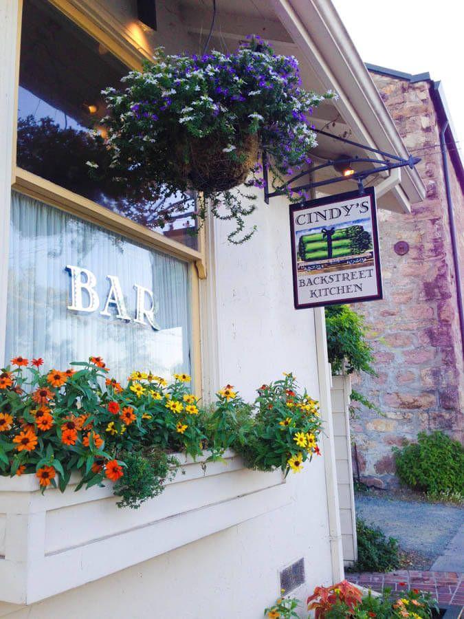 where to eat napa valley cindys backstreet kitchen - Cindys Backstreet Kitchen