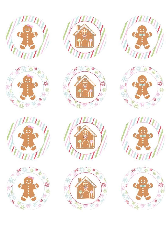 lebkuchen printables zum ausdrucken • minidrops