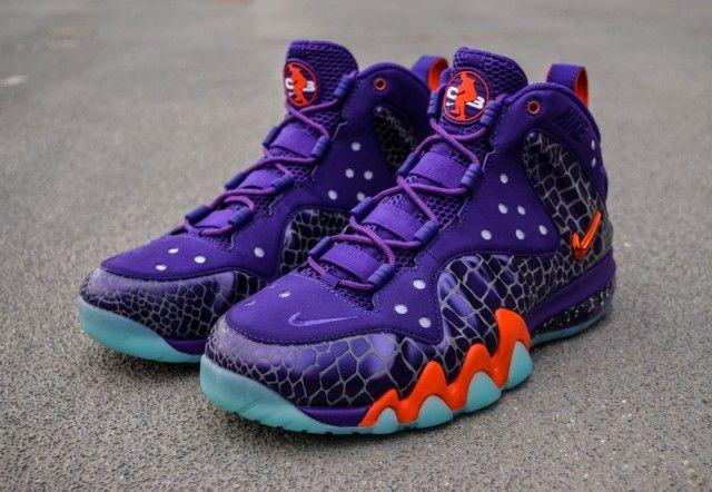 foams sneakers purple barkley foamposite