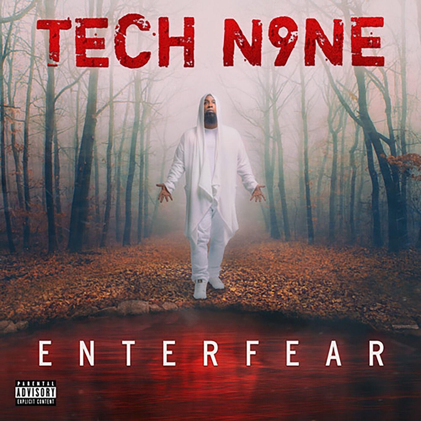 Tech N9ne Enterfear in 2020 Tech n9ne, Strange music