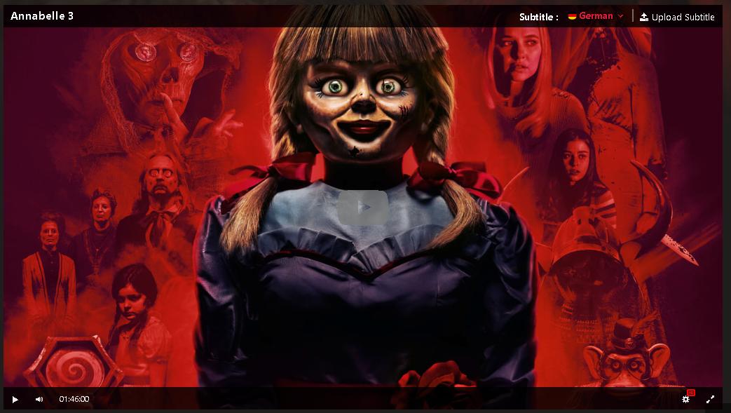 Hd Annabelle 3 2019 Ganzer Film Deutsch In 2020 Patrick Wilson Madison Iseman Horror