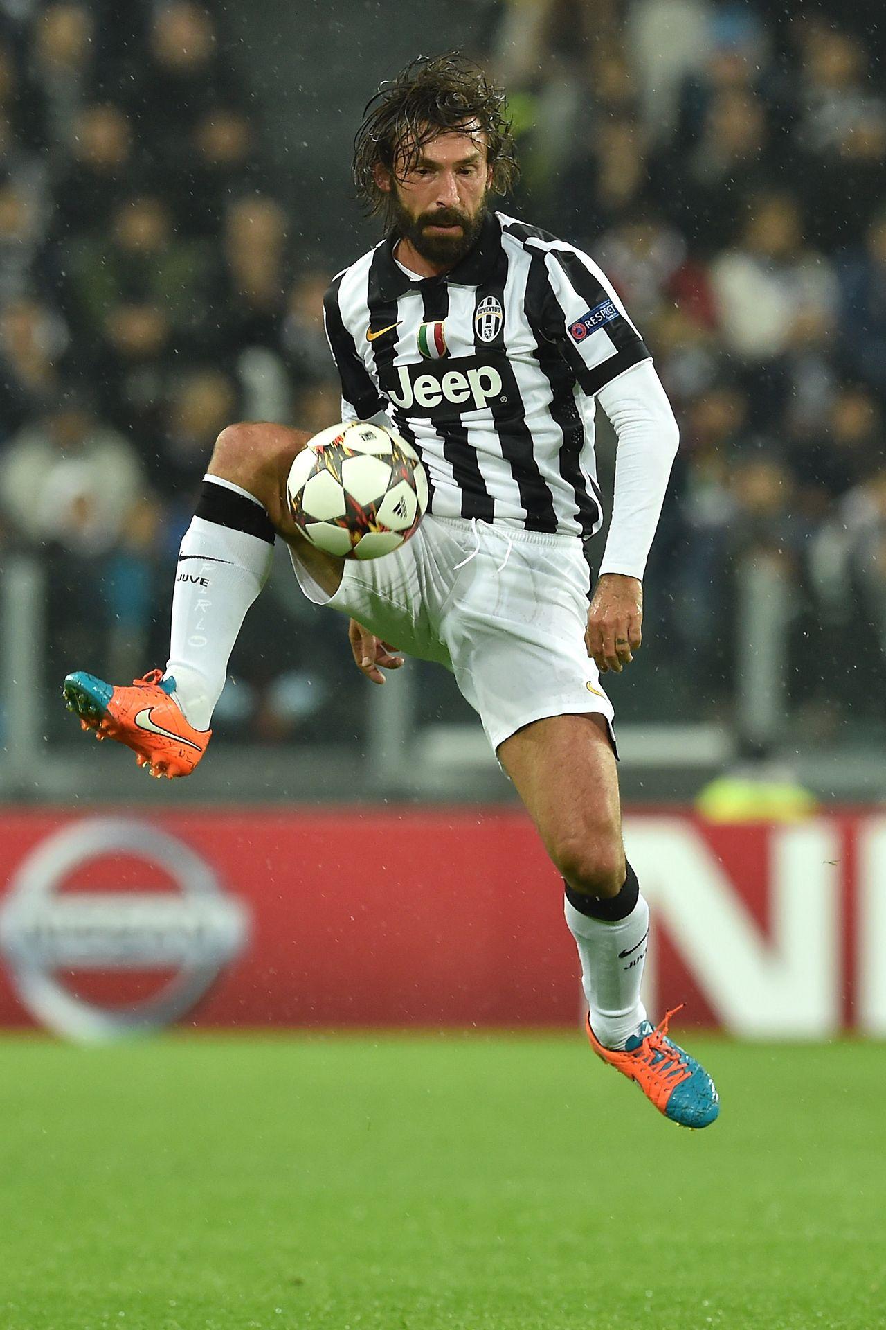 Andrea Pirlo Of Juventus Andrea Pirlo Fantasy Football Uk Juventus