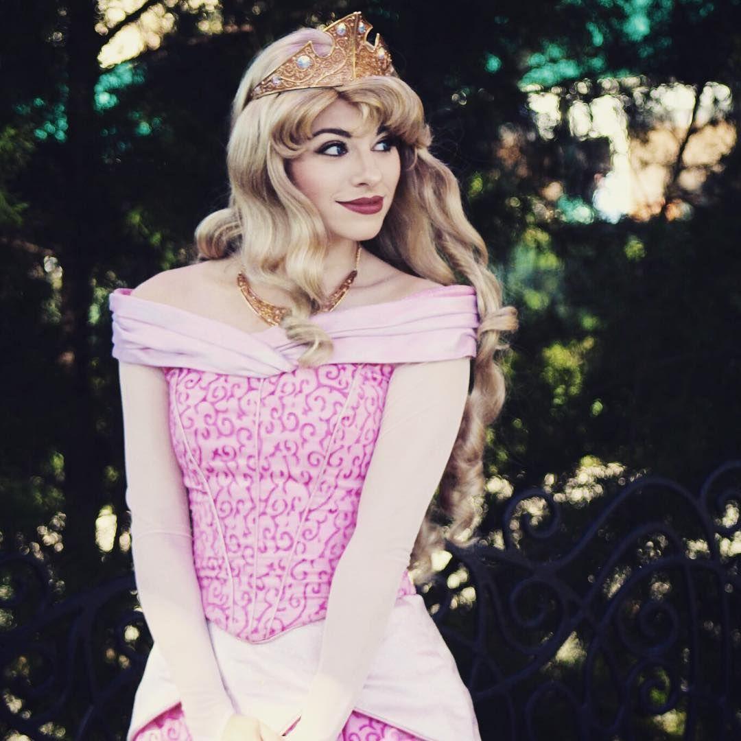 Aurora! My favorite princess! | Disney favorites! | Real disney