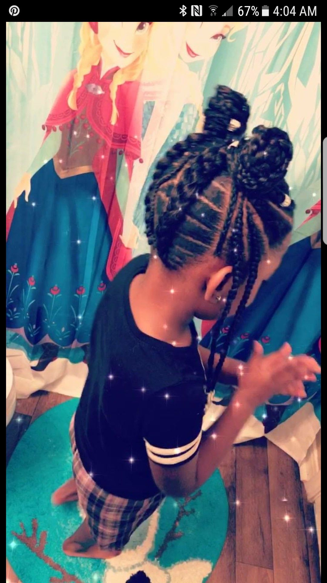 Pin by mz bossy on hairstyles pinterest girl hairstyles kid