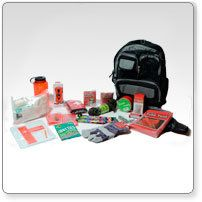 2-Person Survival Bug-Out Bags - Essential, Deluxe, or Premium