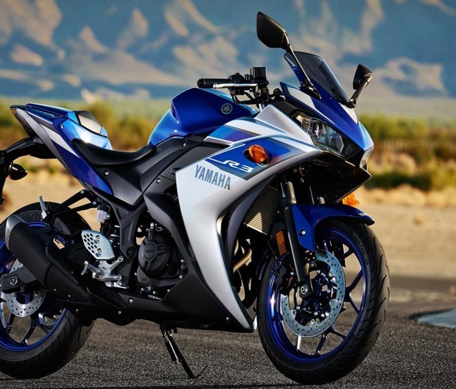 Yamaha YZF R3 2015 バイク