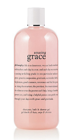 grace perfume shower gel