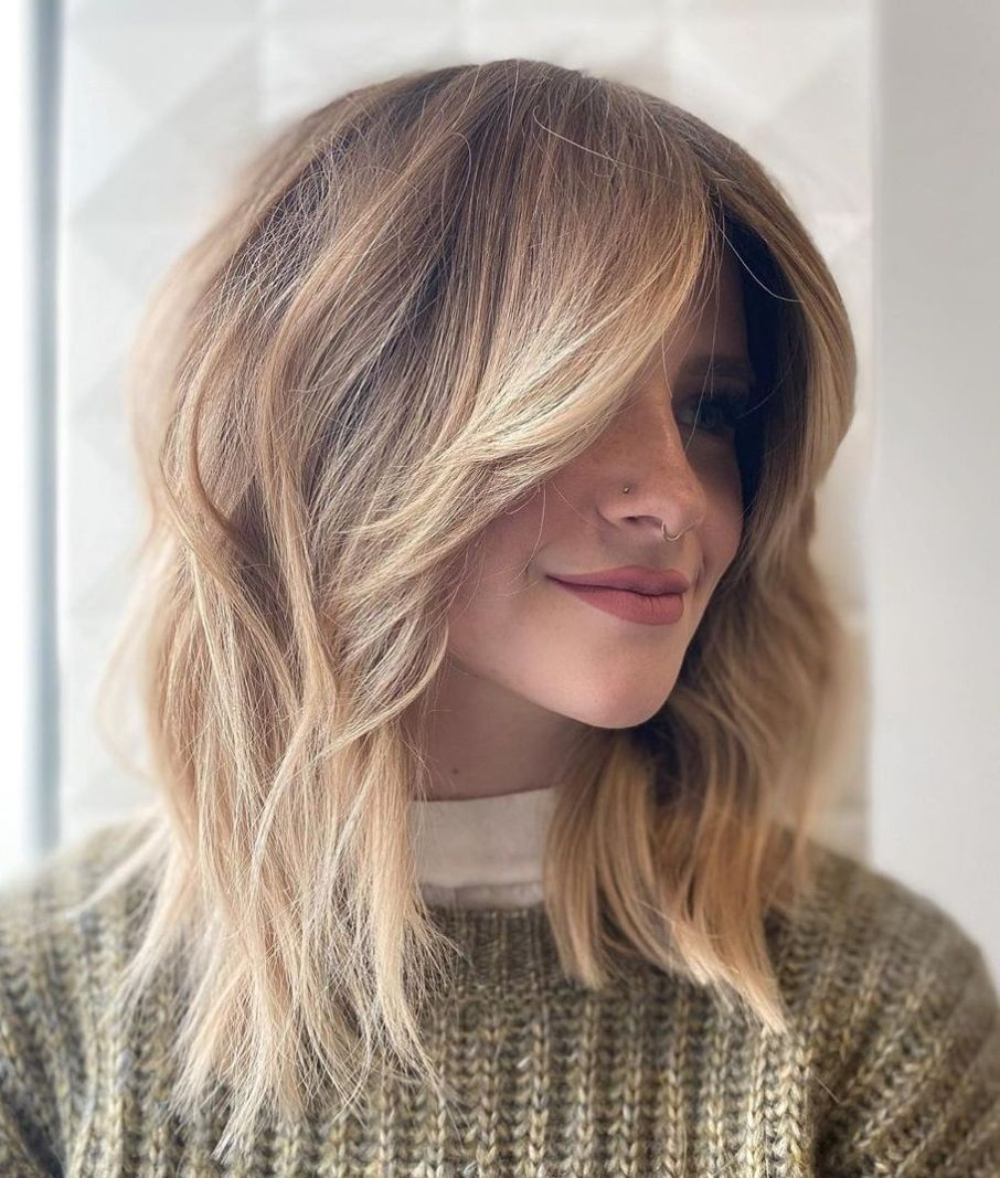 50 Best Layered Haircuts and Hairstyles for 2021 -