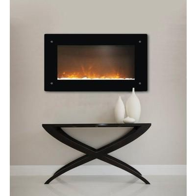 paramount tokyo wall mount electric fireplace ef wm 1001 home rh pinterest com Wall Hung Electric Fireplaces Home Depot Electric Fireplaces Wall Mount