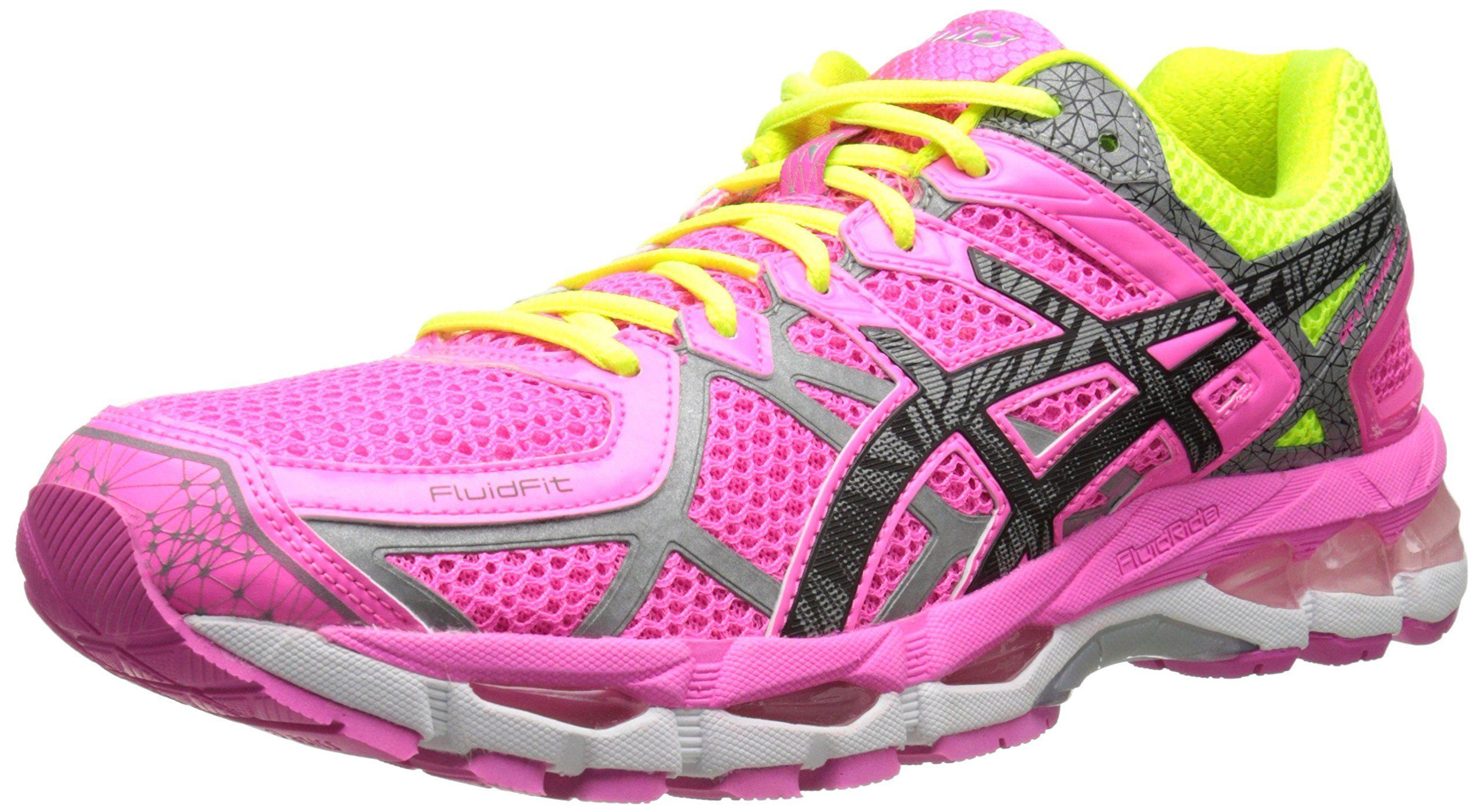 Amazon Com Asics Women S Gel Kayano 21 Lite Show Running Shoe