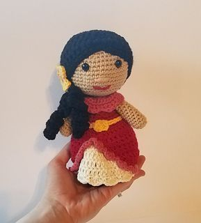 "Little Sister Spanish Doll pattern by Brooke Rabideau #spanishdolls This pattern is for my 9"" Little Sister Spanish Doll with all of her accessories! It is the third of my Little Sister series, so be sure to keep your eyes open for more dolls to come! #spanishdolls Little Sister Spanish Doll pattern by Brooke Rabideau #spanishdolls This pattern is for my 9"" Little Sister Spanish Doll with all of her accessories! It is the third of my Little Sister series, so be sure to keep your eyes open fo #spanishdolls"