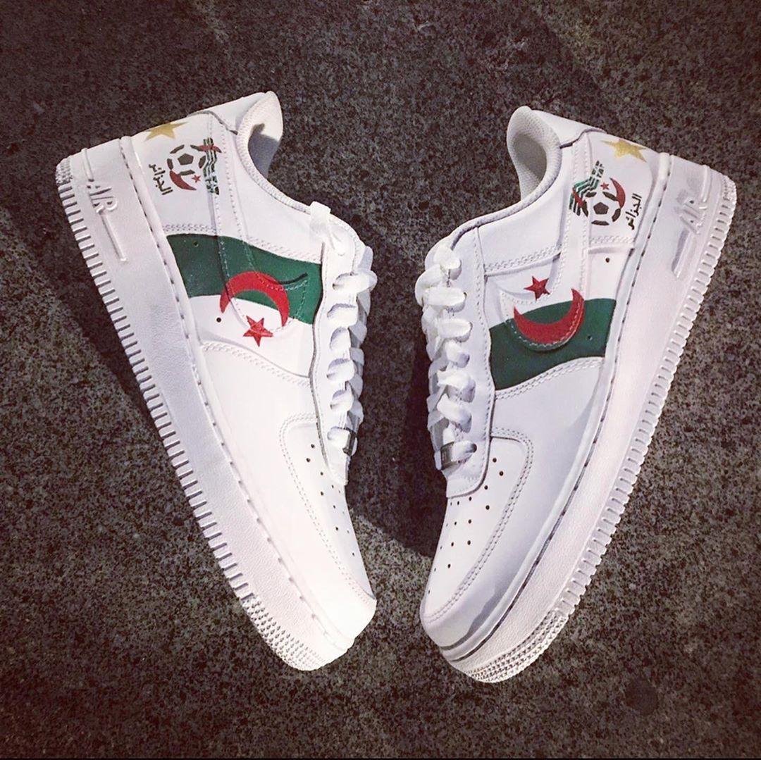 nike air force 1 femme prix algerie