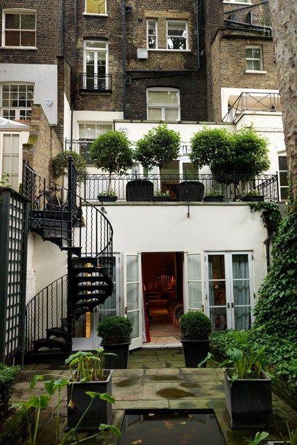 City Garden Design Ideas: Outdoors: Living Spaces