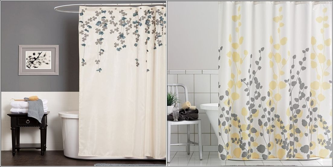 Kohl\'s This is drop shower curtain with faux silk make and is having ...