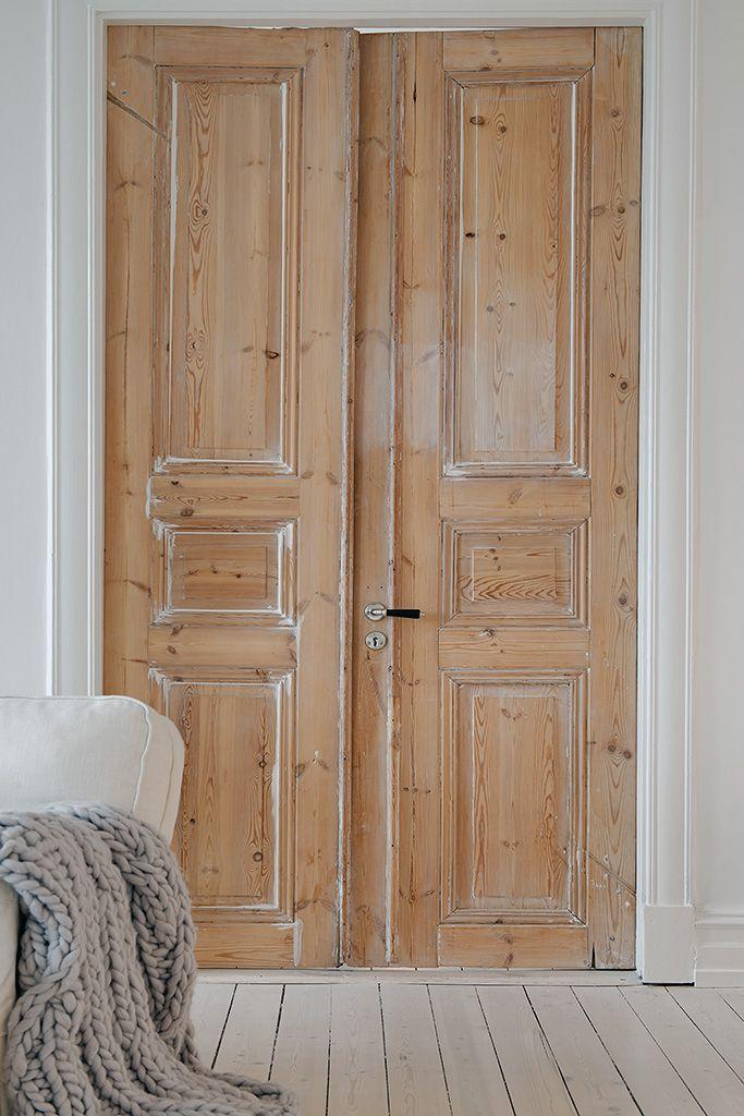 Épinglé par Victoria van Zanten sur windows + doors Pinterest - porte de placard sous escalier