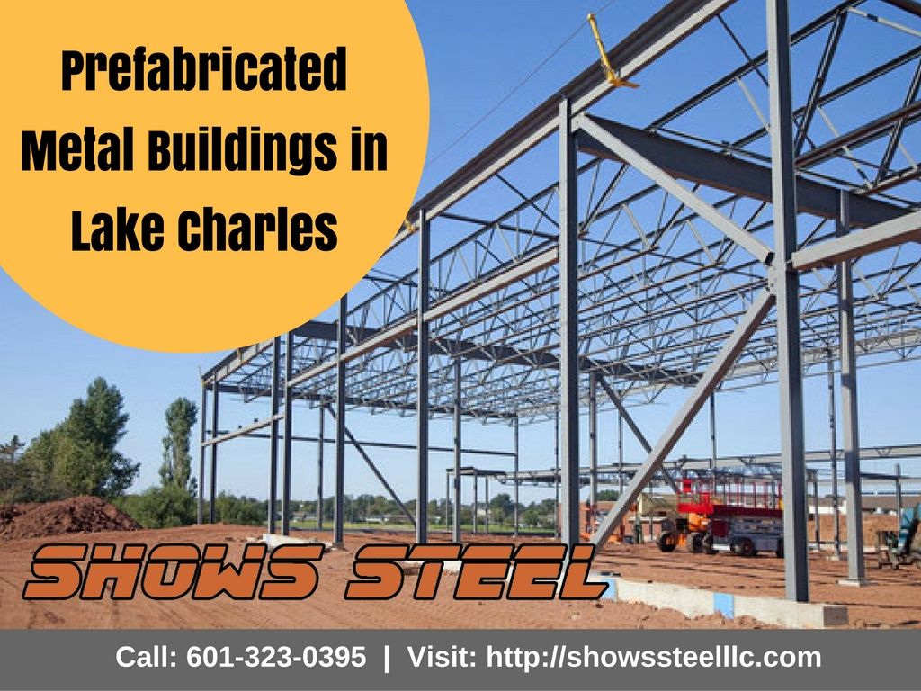 Steel Building Construction Company in Mississippi