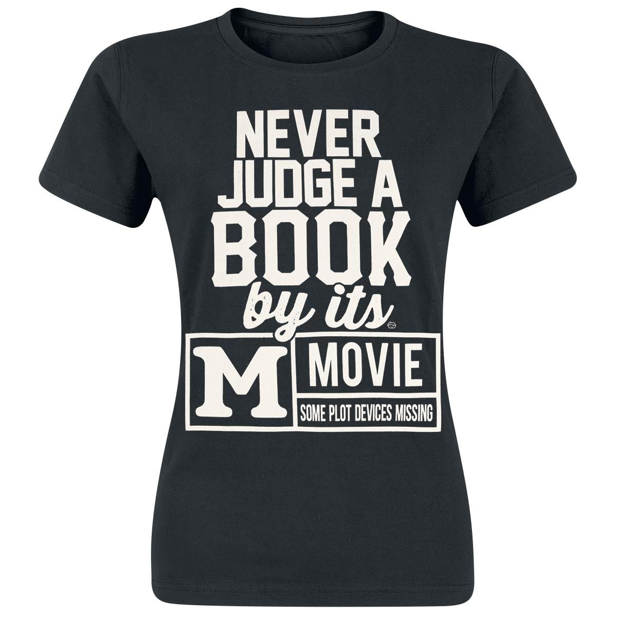 Goodie Two Sleeves, Never Judge A Book By Its Movie 15,99 €