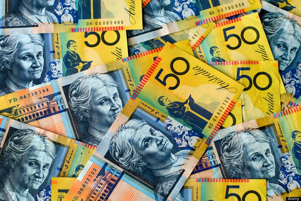 Australian Dollar Fun Fact Australia Was The First Country In World To Have A Complete Set Of Banknotes Made From Plastic Which Helps Protect