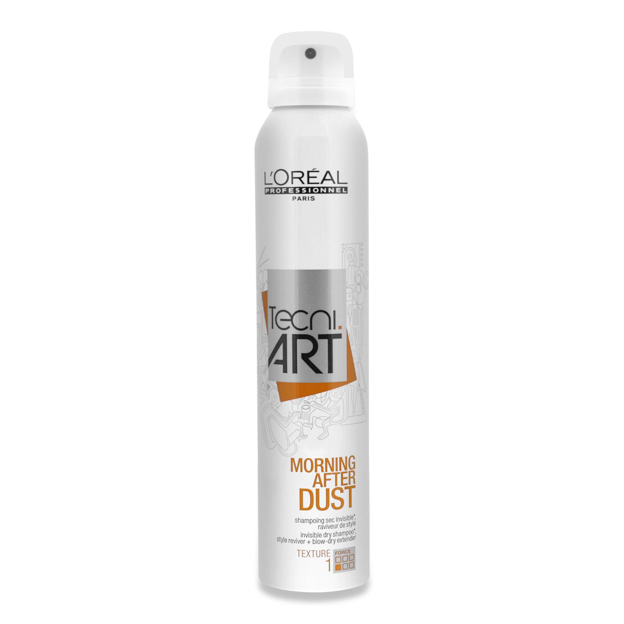 L Oreal Professionnel Tecni Art Morning After Dust Dry Shampoo Dry Shampoo Shampoo Oily Scalp