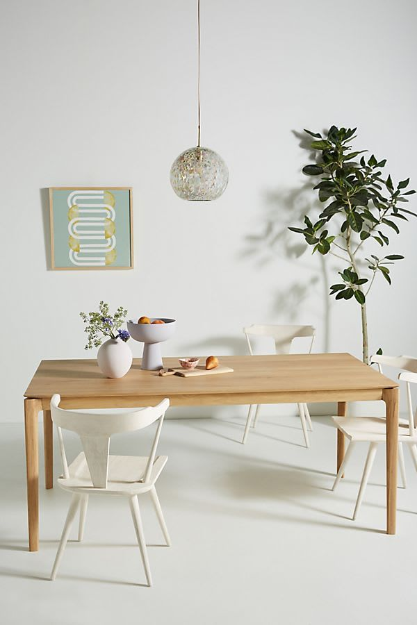 The Best Dining Tables For Small Spaces Dining Table Oak Dining