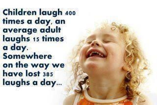 Lets Laugh Like Children Again Whose Shoes Quotes And